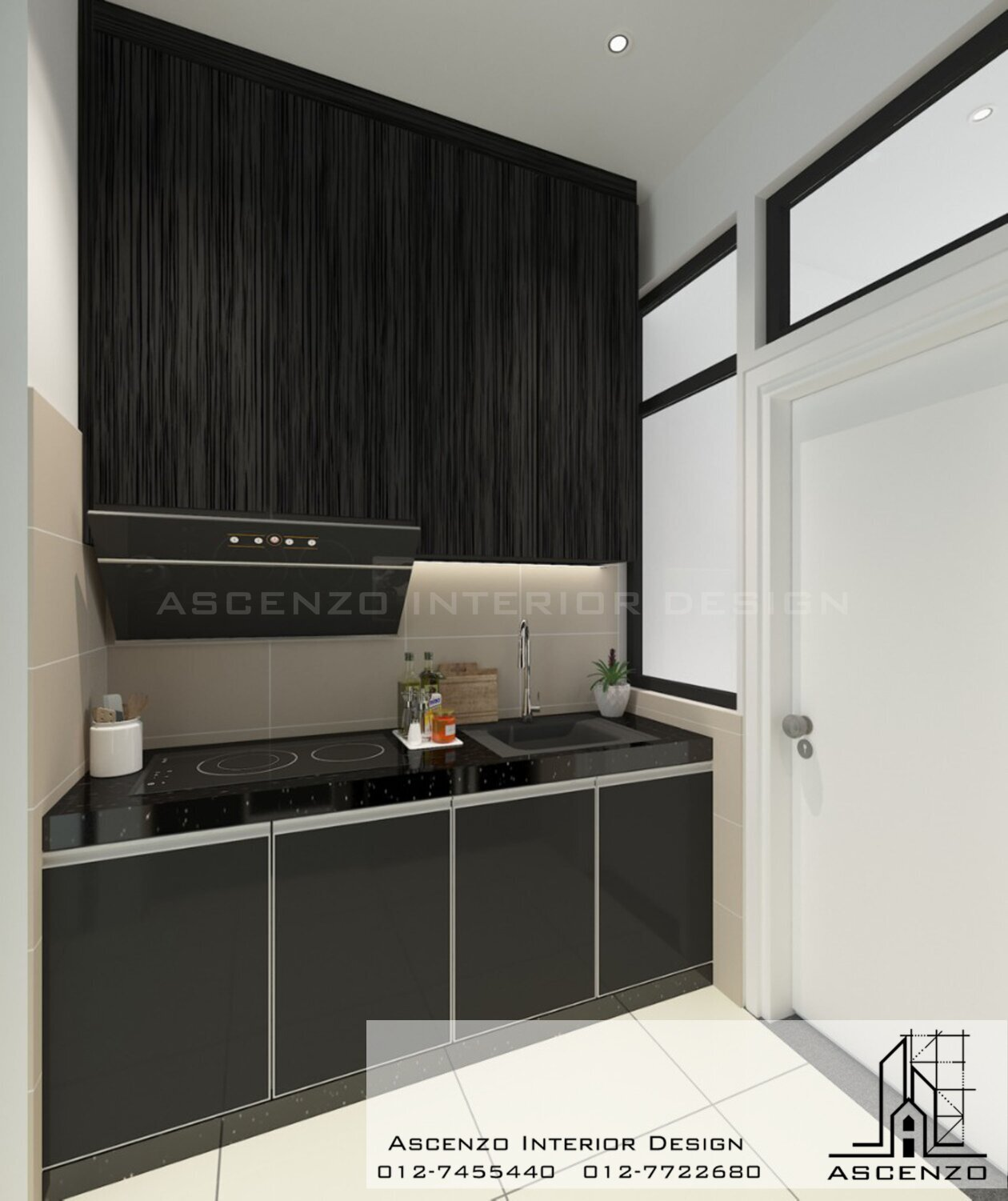 3d kitchen 1