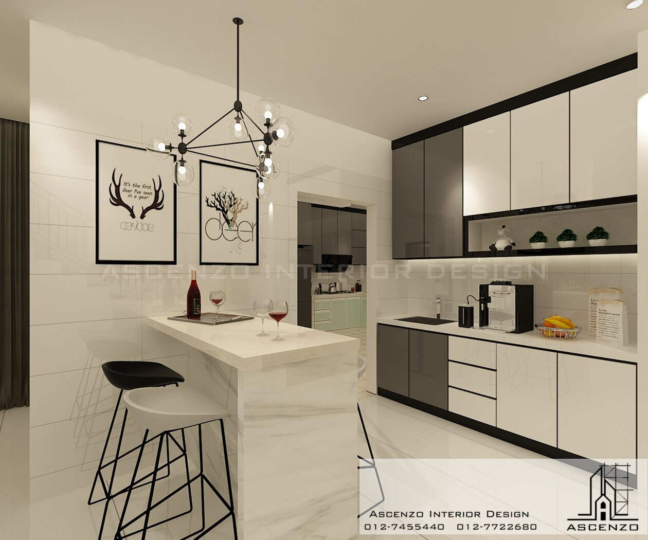 3d kitchen 2