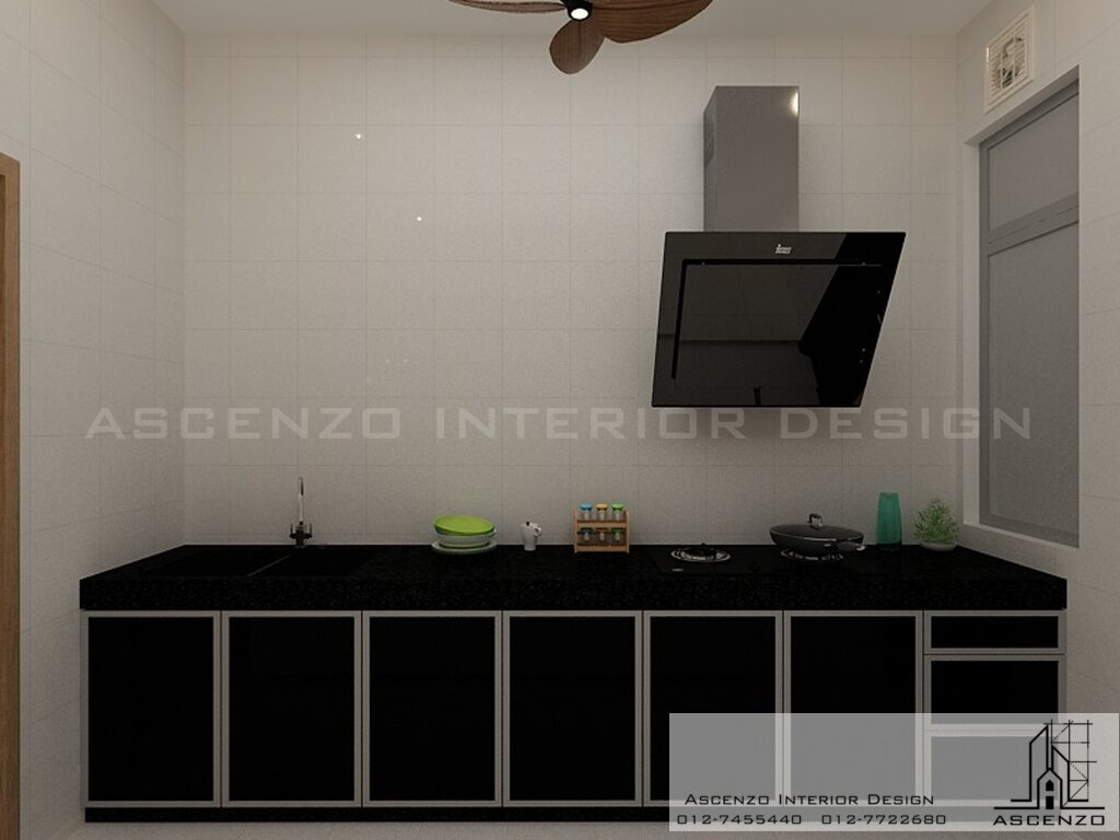 3d kitchen 3