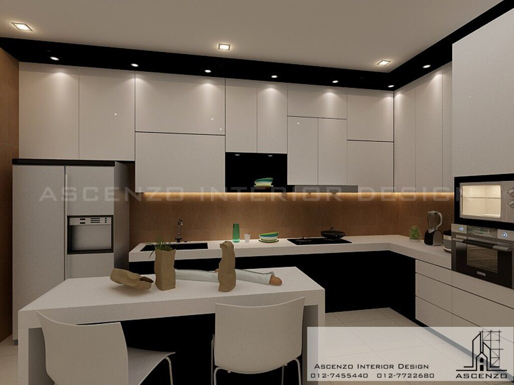 3d kitchen 4