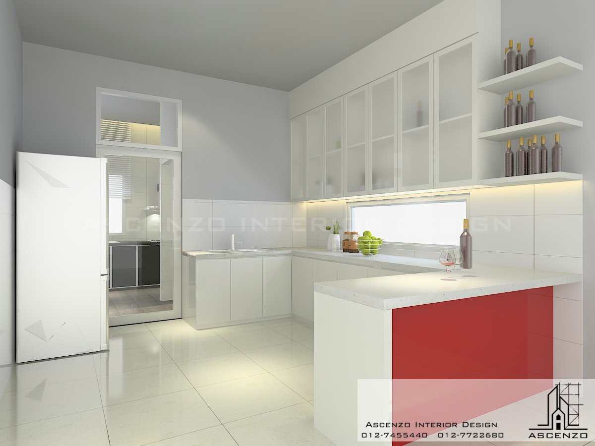 3d kitchen 105