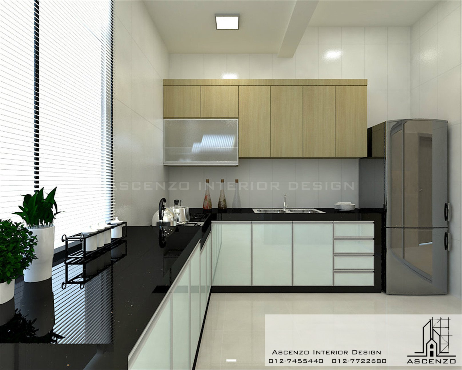 3d kitchen 106