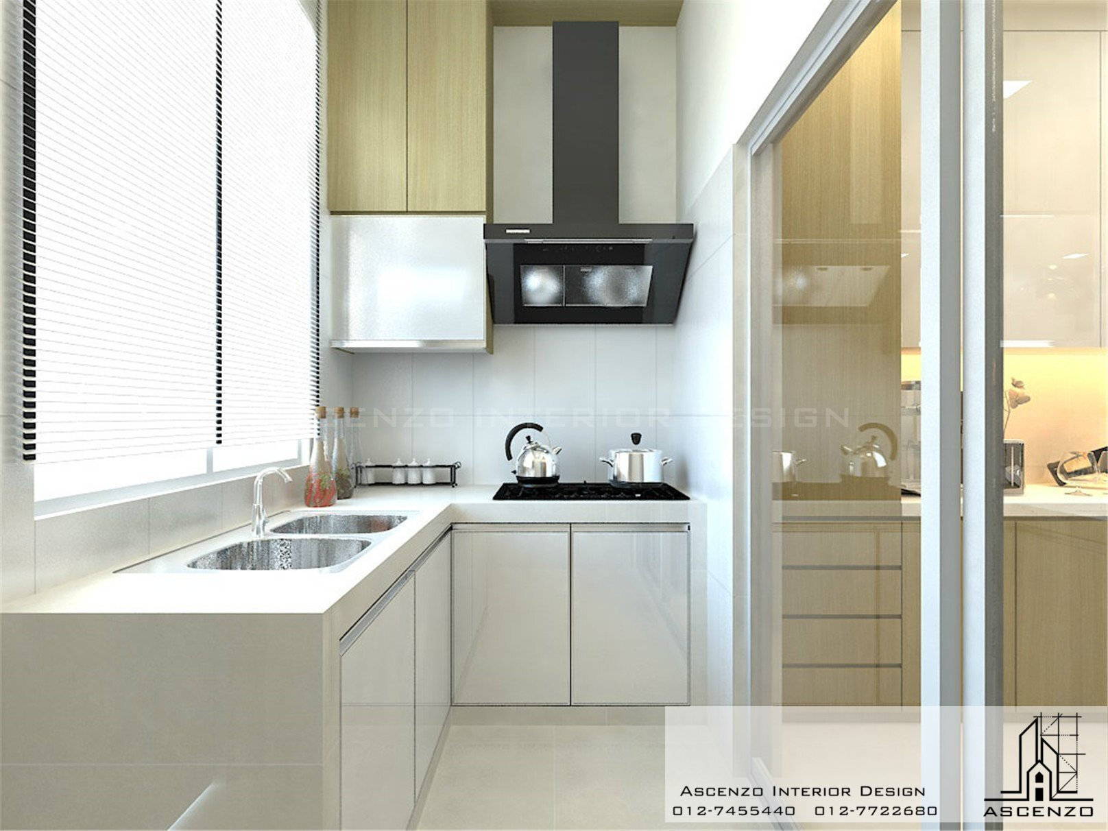 3d kitchen 107