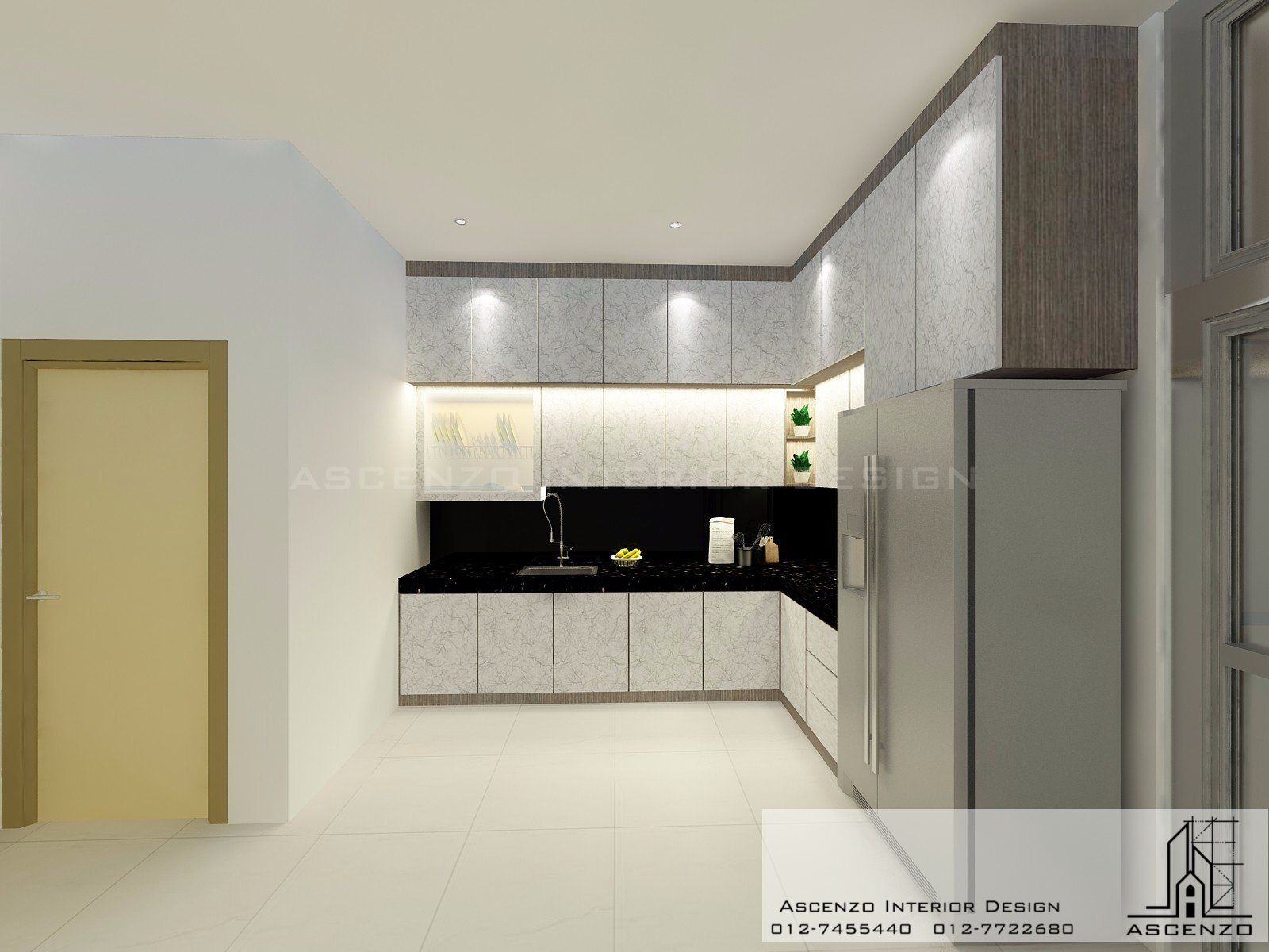 3d kitchen 113