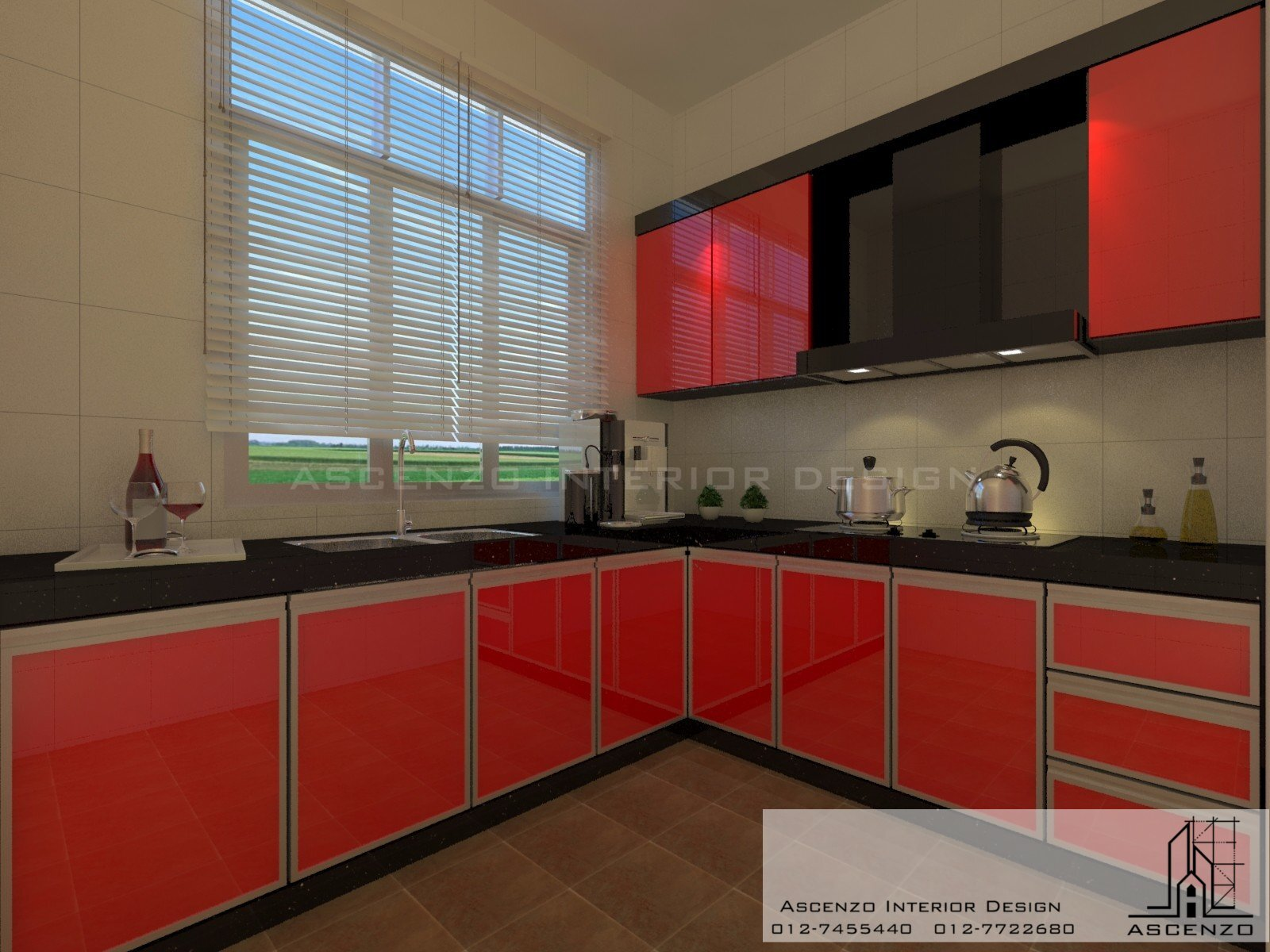 3d kitchen 115