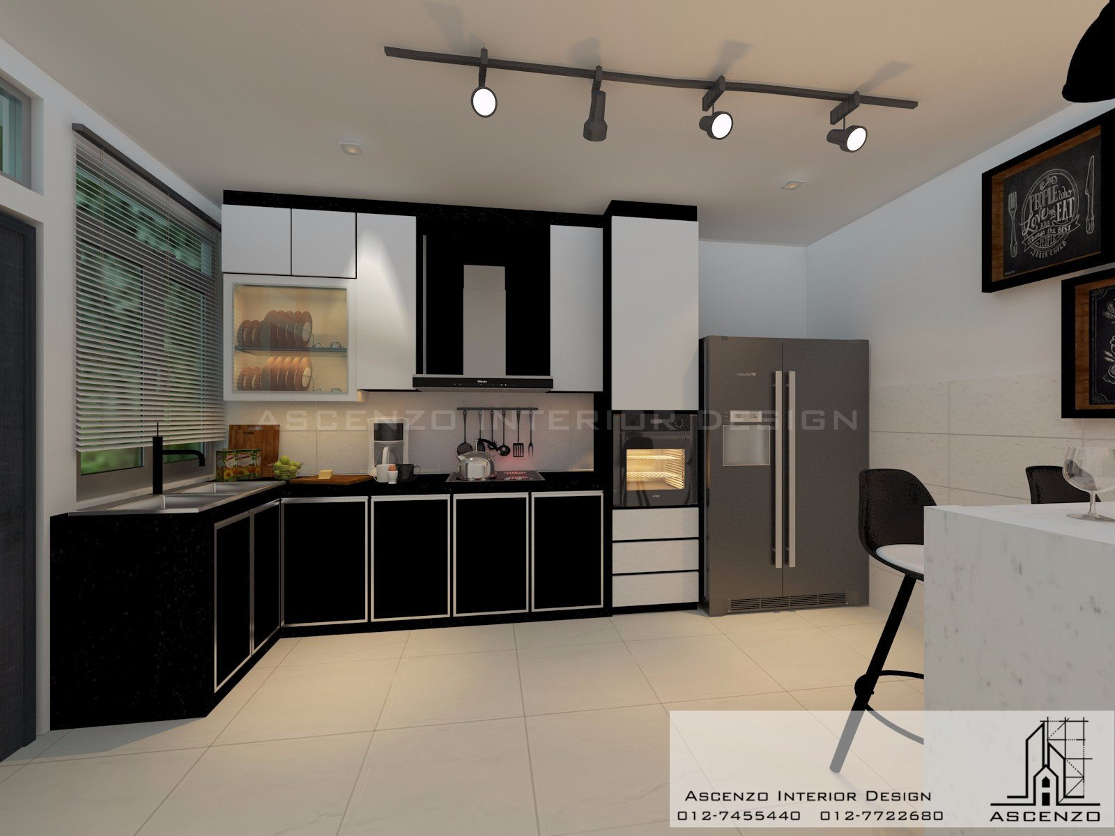 3d kitchen 117