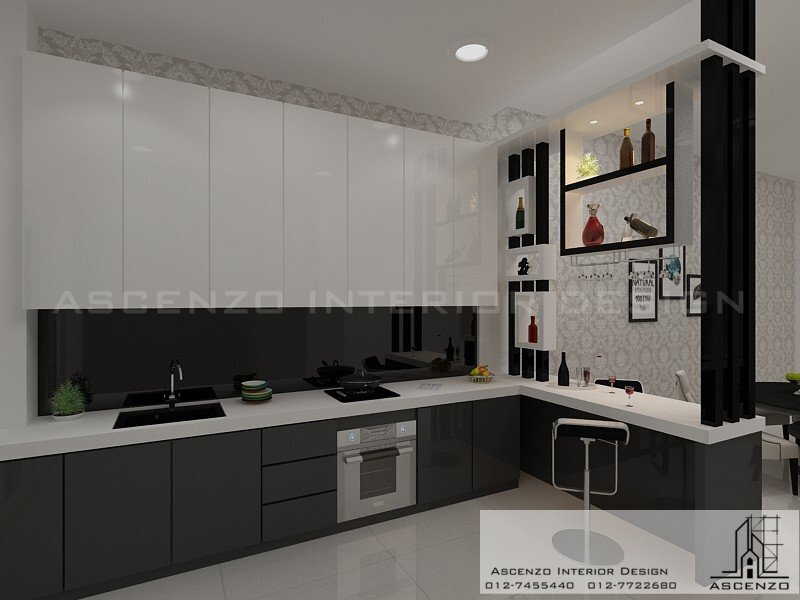 3d kitchen 118