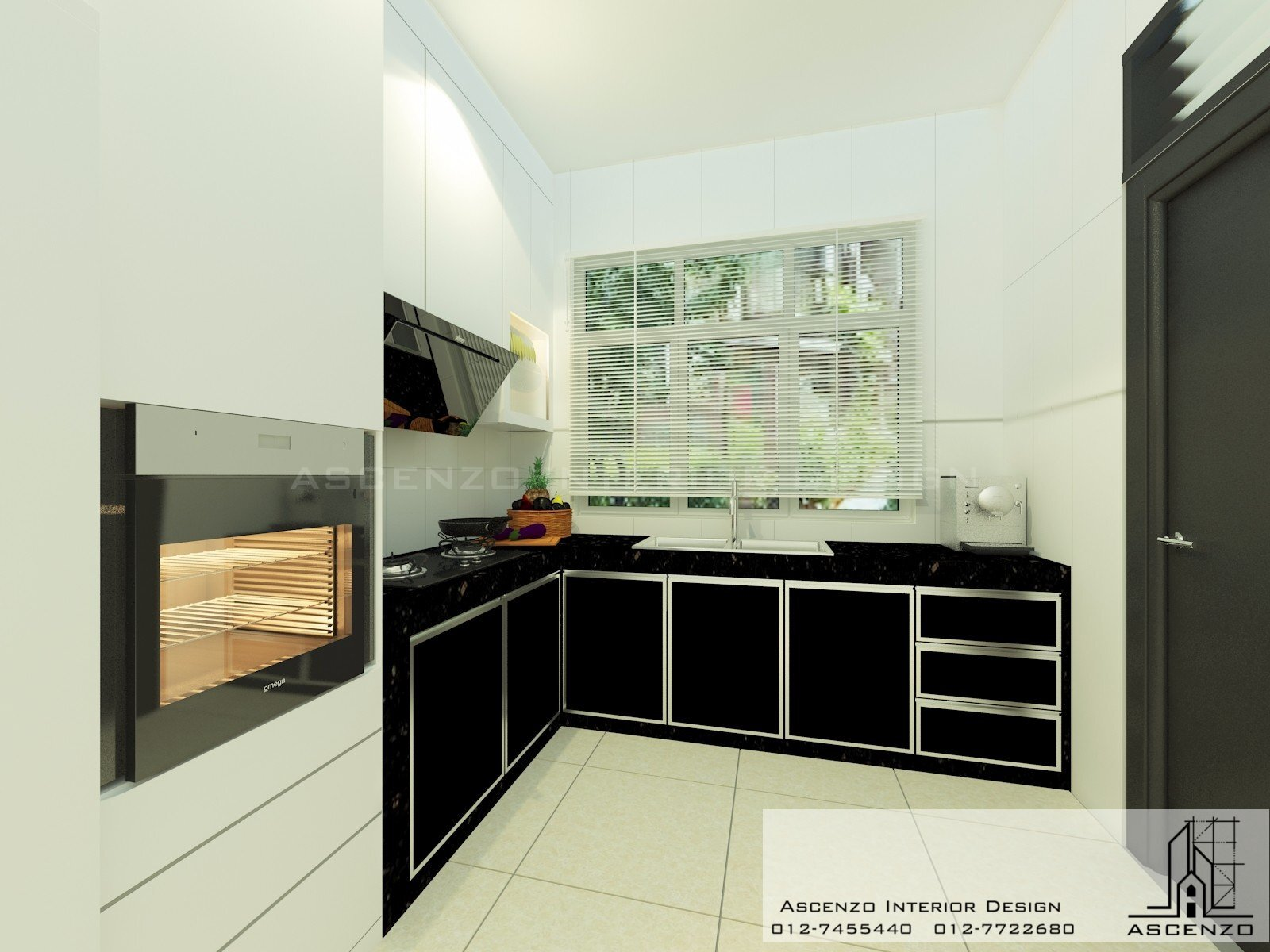 3d kitchen 119