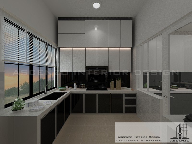 3d kitchen 120