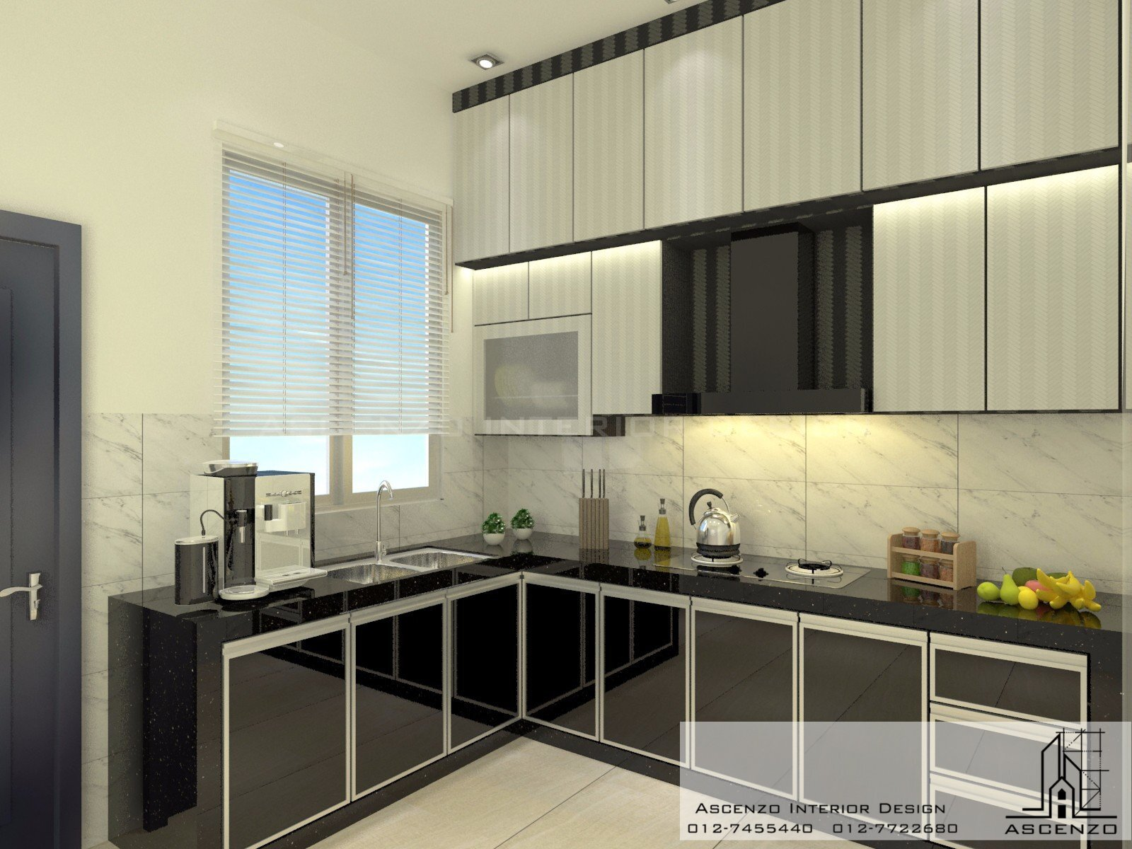 3d kitchen 121
