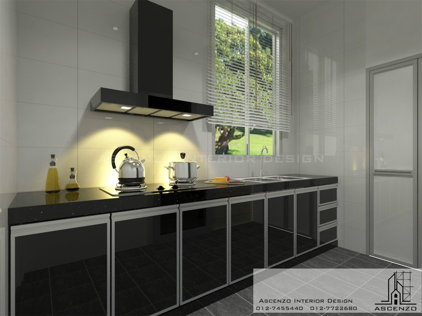 3d kitchen 122