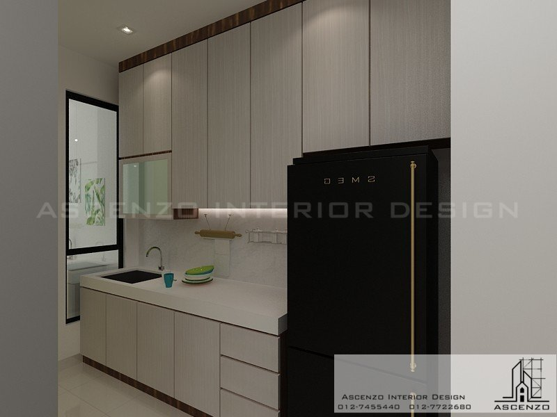 3d kitchen 127