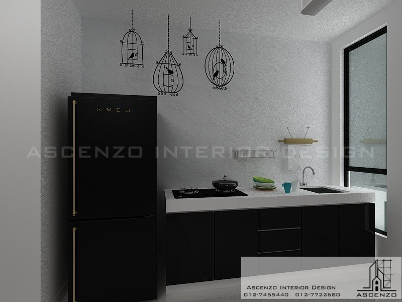 3d kitchen 128