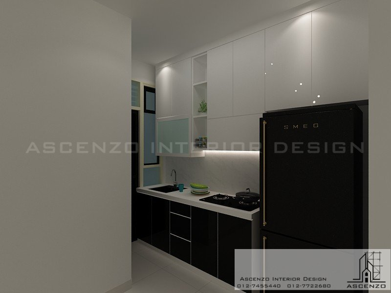 3d kitchen 129