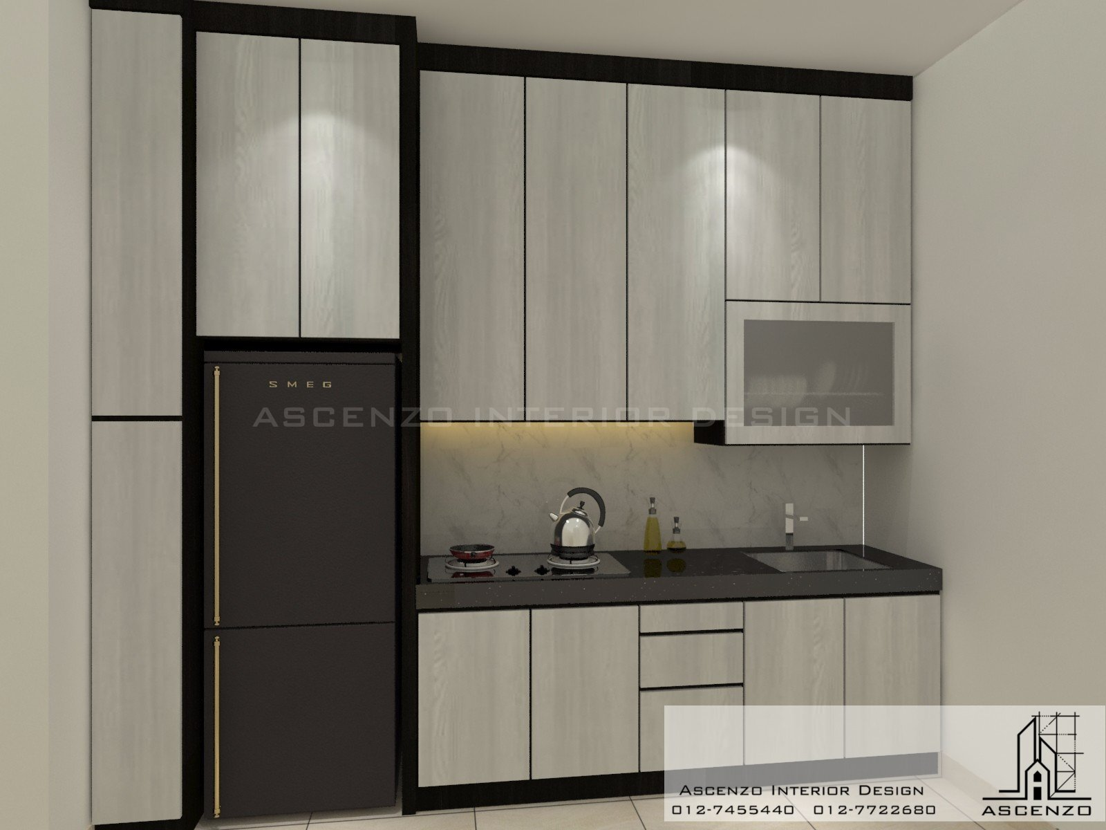 3d kitchen 130