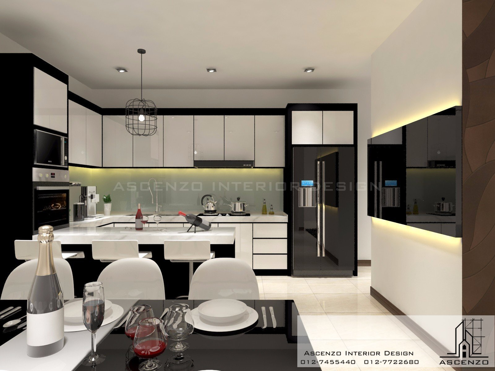 3d kitchen 133