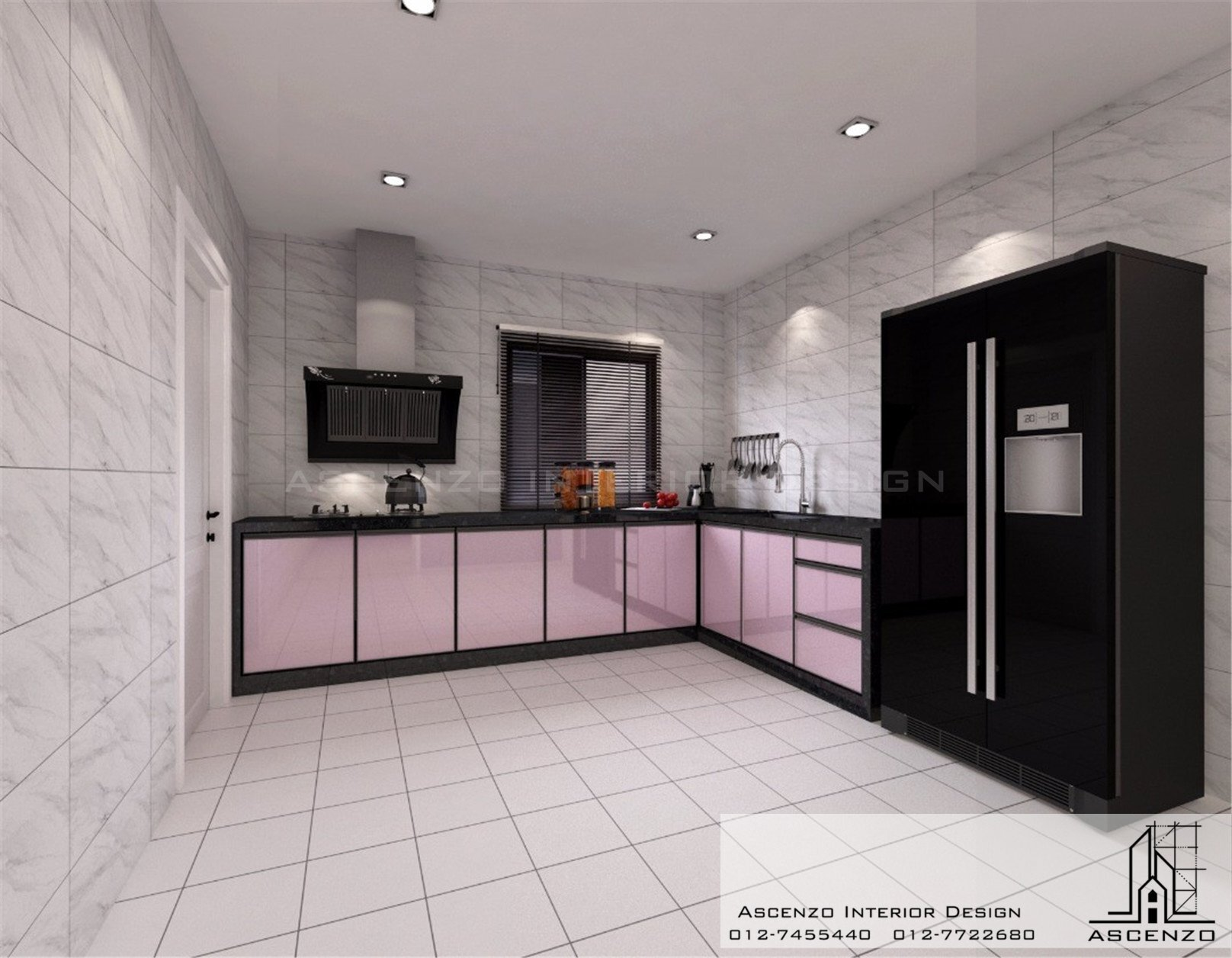 3d kitchen 134