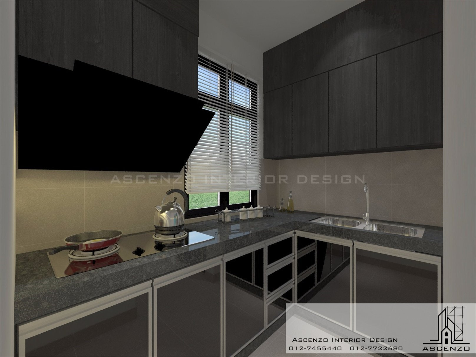 3d kitchen 138