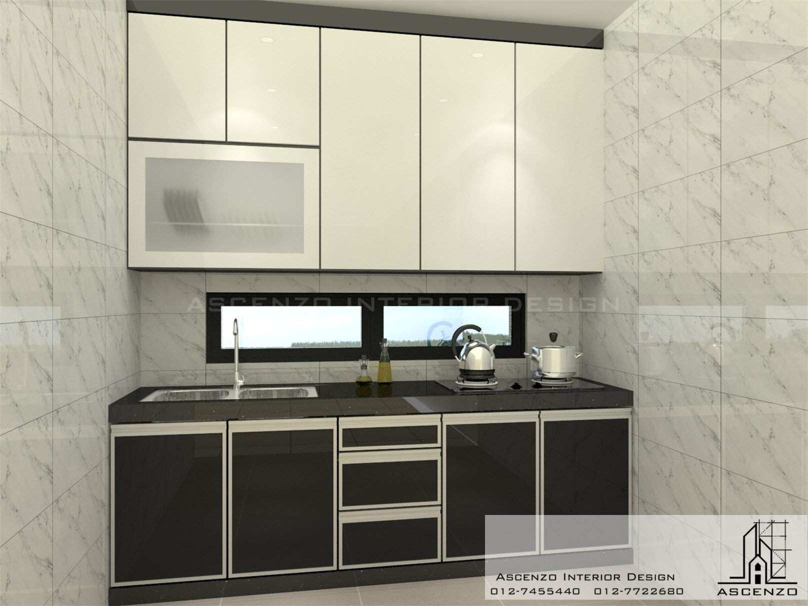 3d kitchen 139