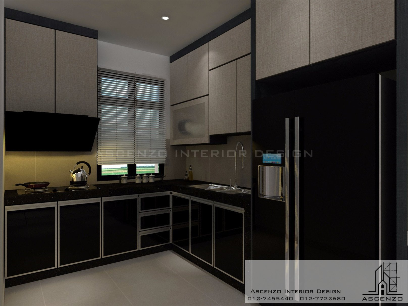 3d kitchen 142