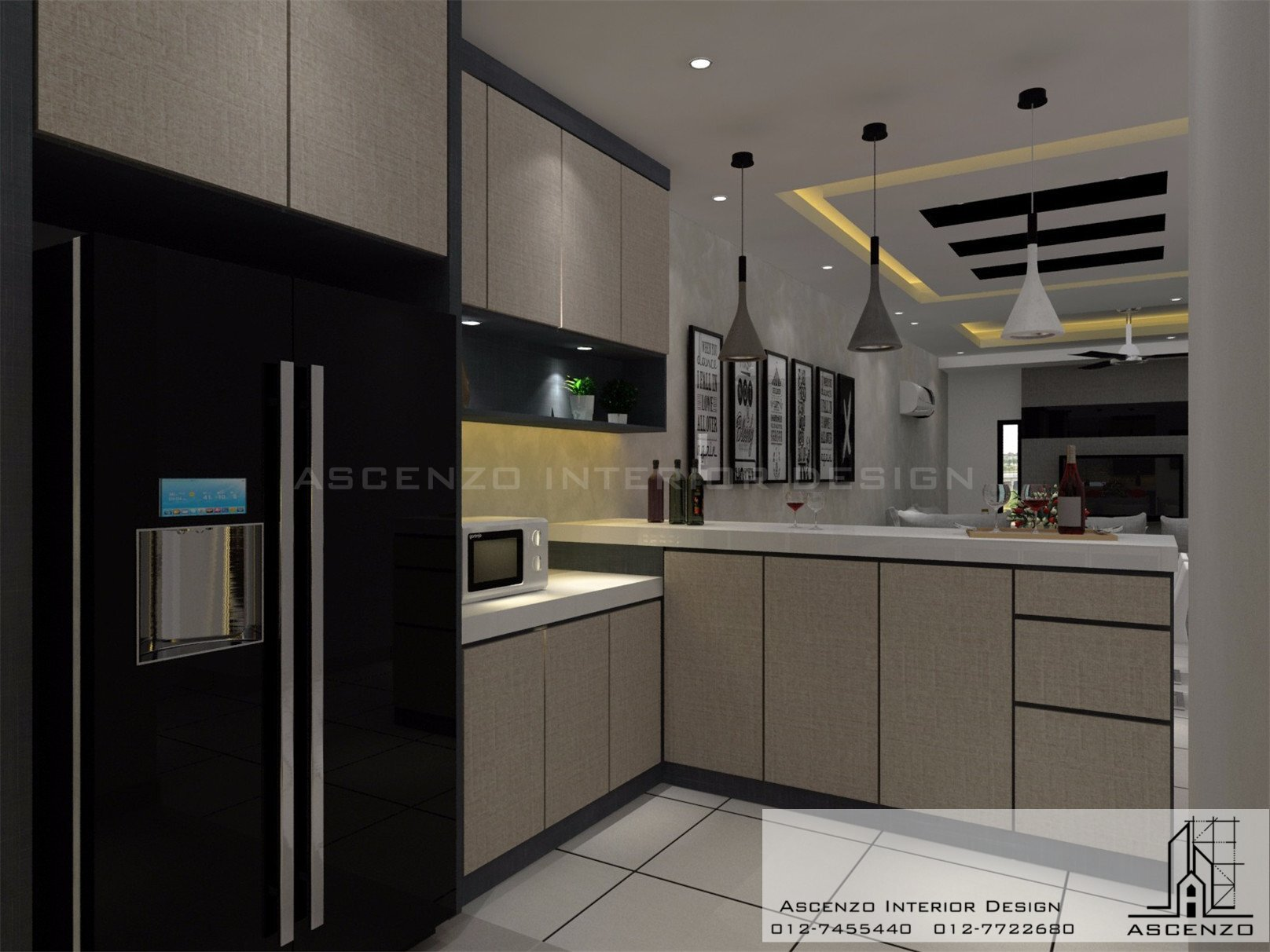 3d kitchen 143