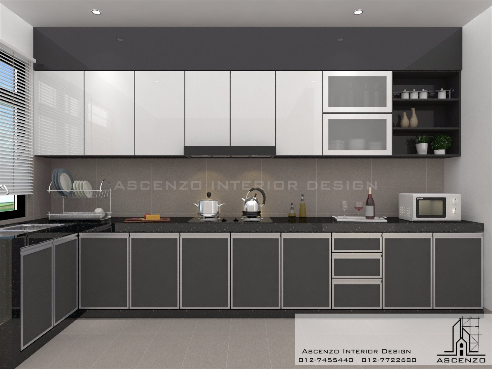 3d kitchen 144