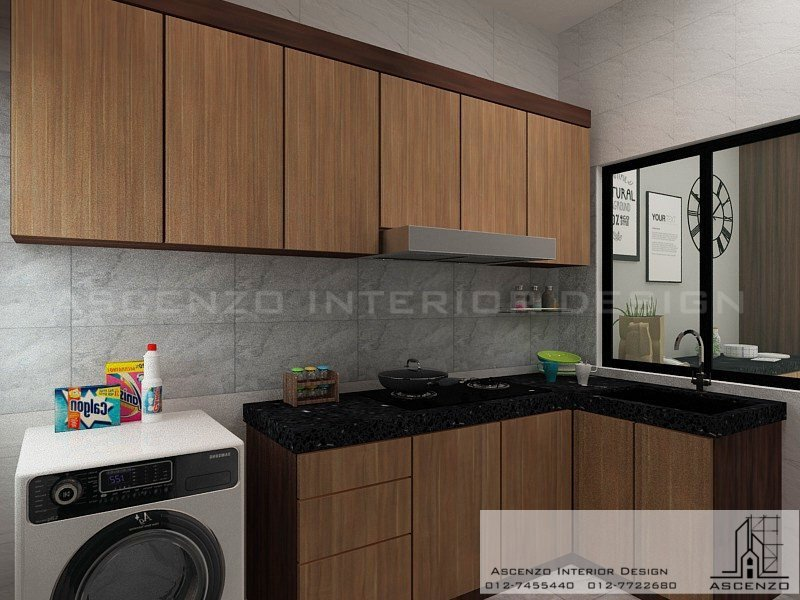 3d kitchen 146