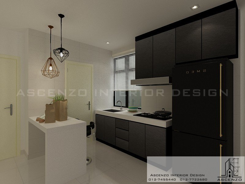 3d kitchen 148