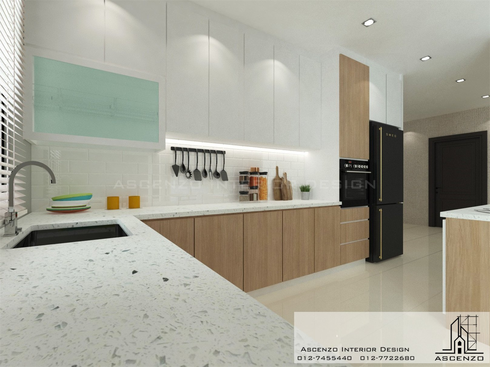 3d kitchen 38