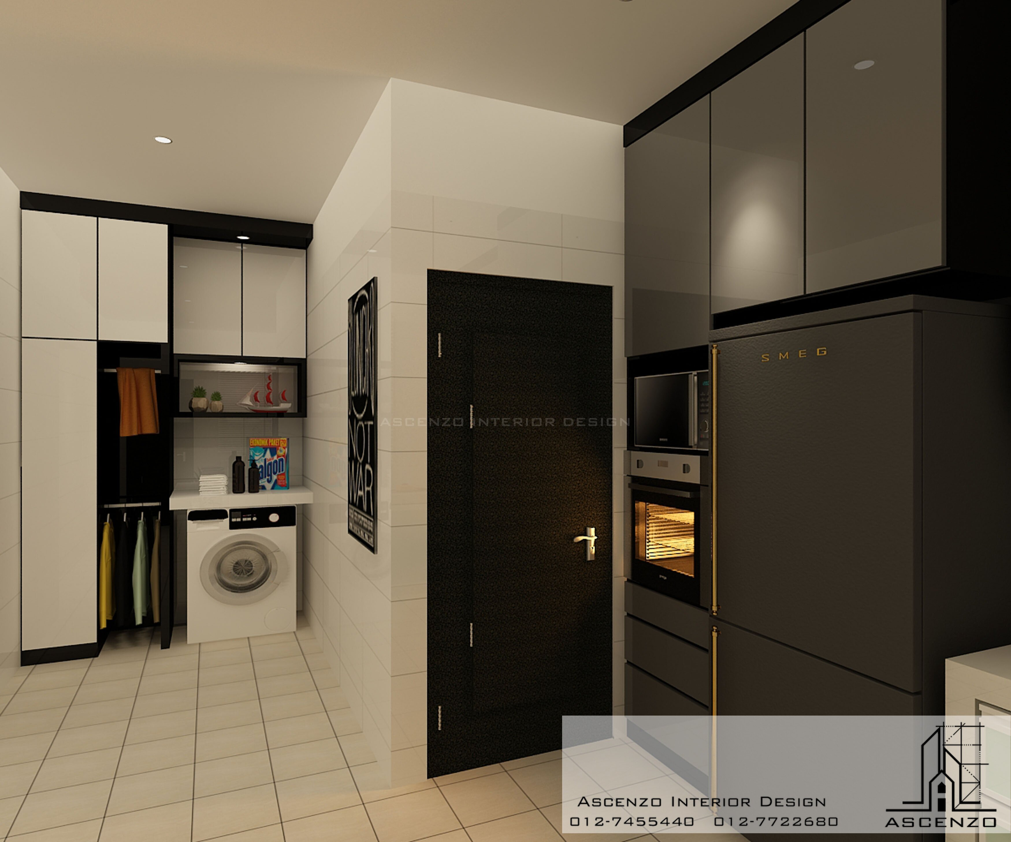3d kitchen 44