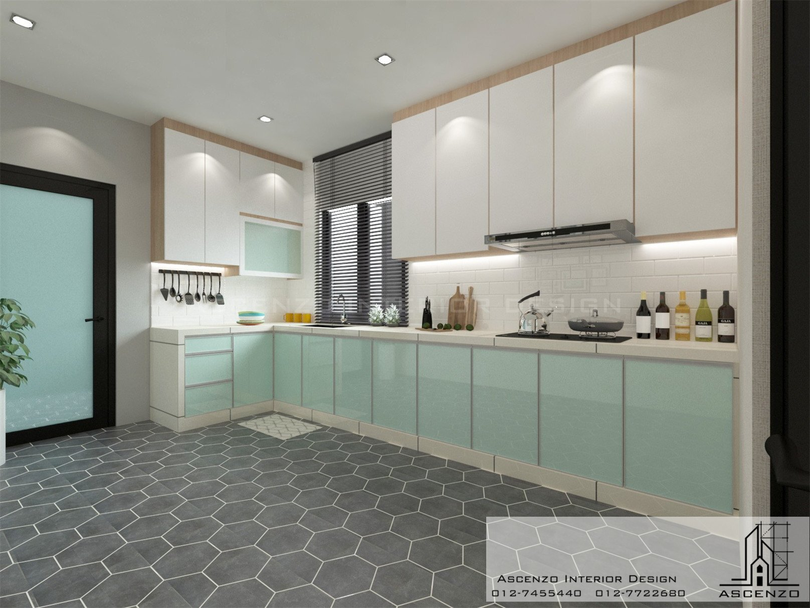 3d kitchen 45