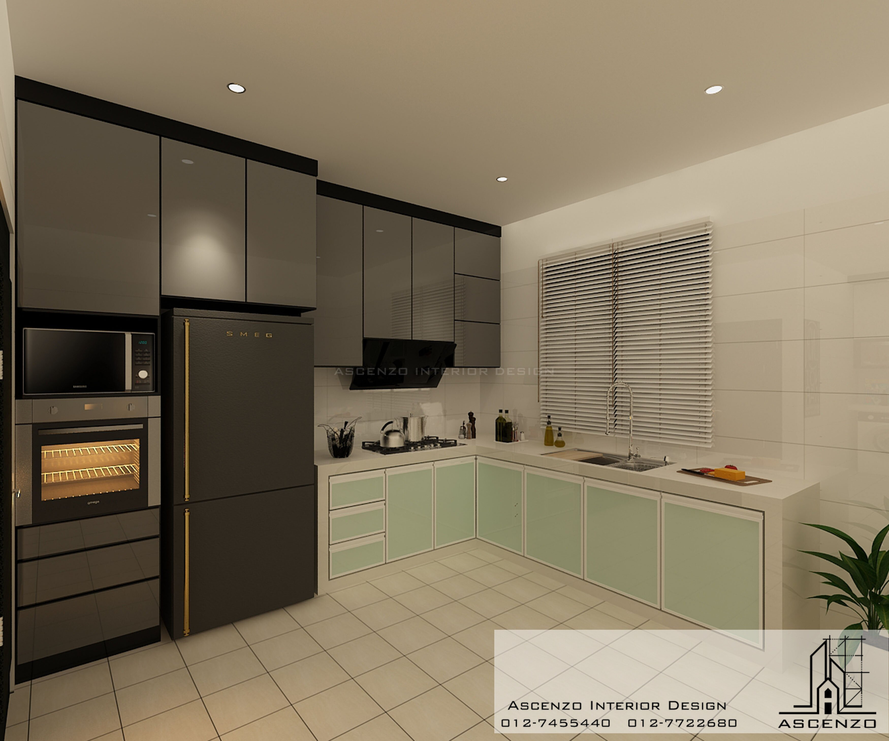 3d kitchen 49