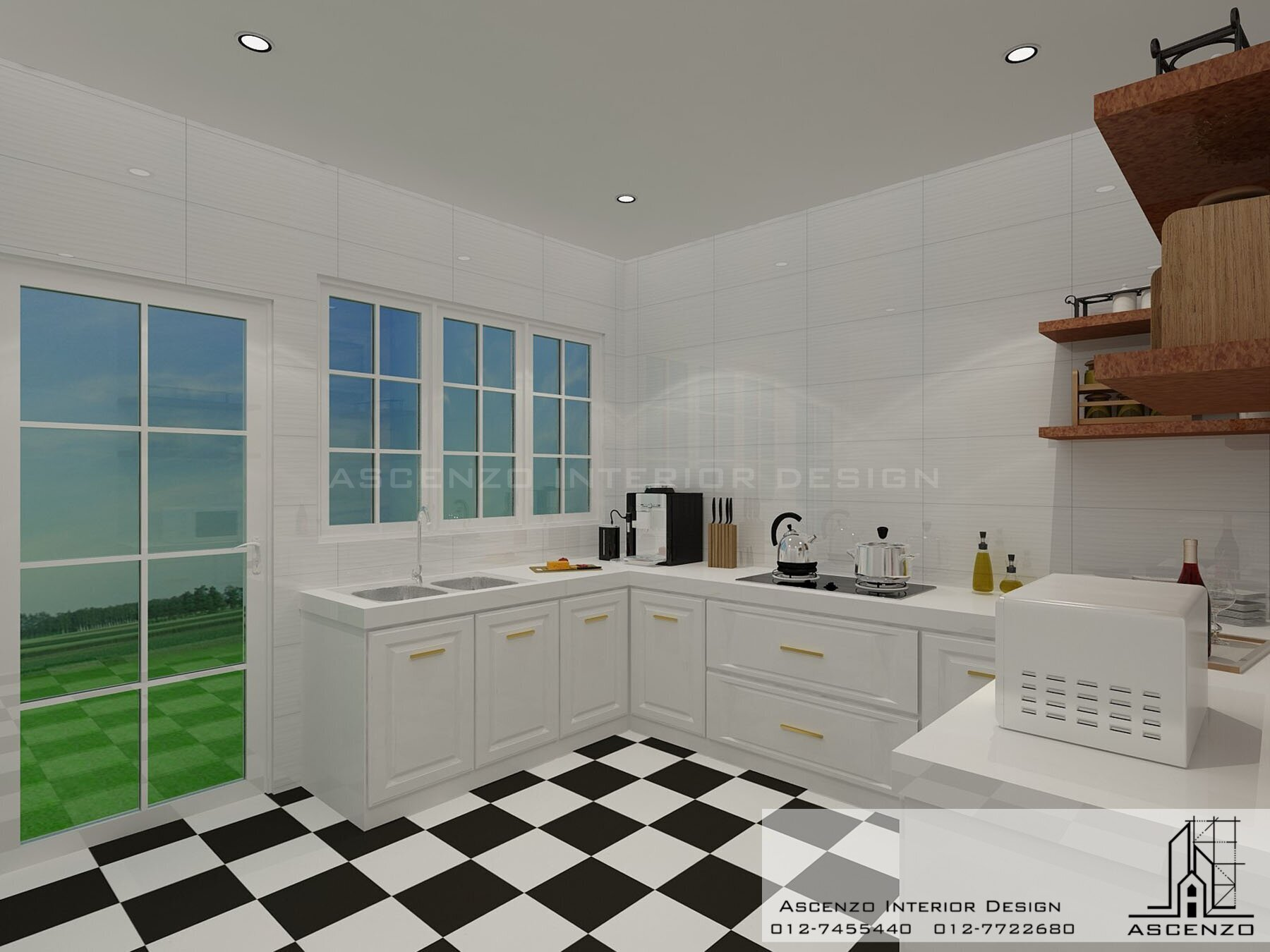 3d kitchen 67