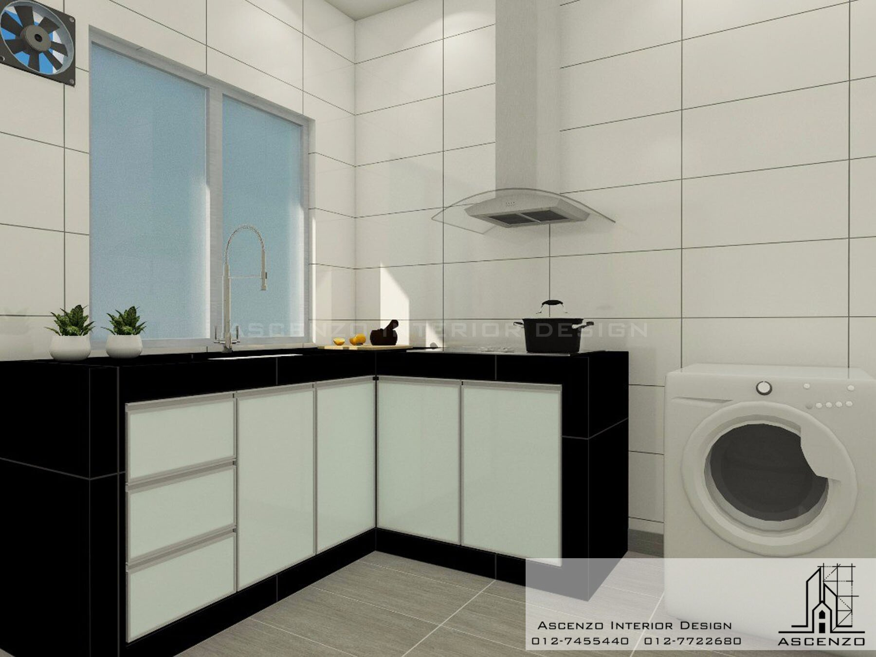 3d kitchen 68
