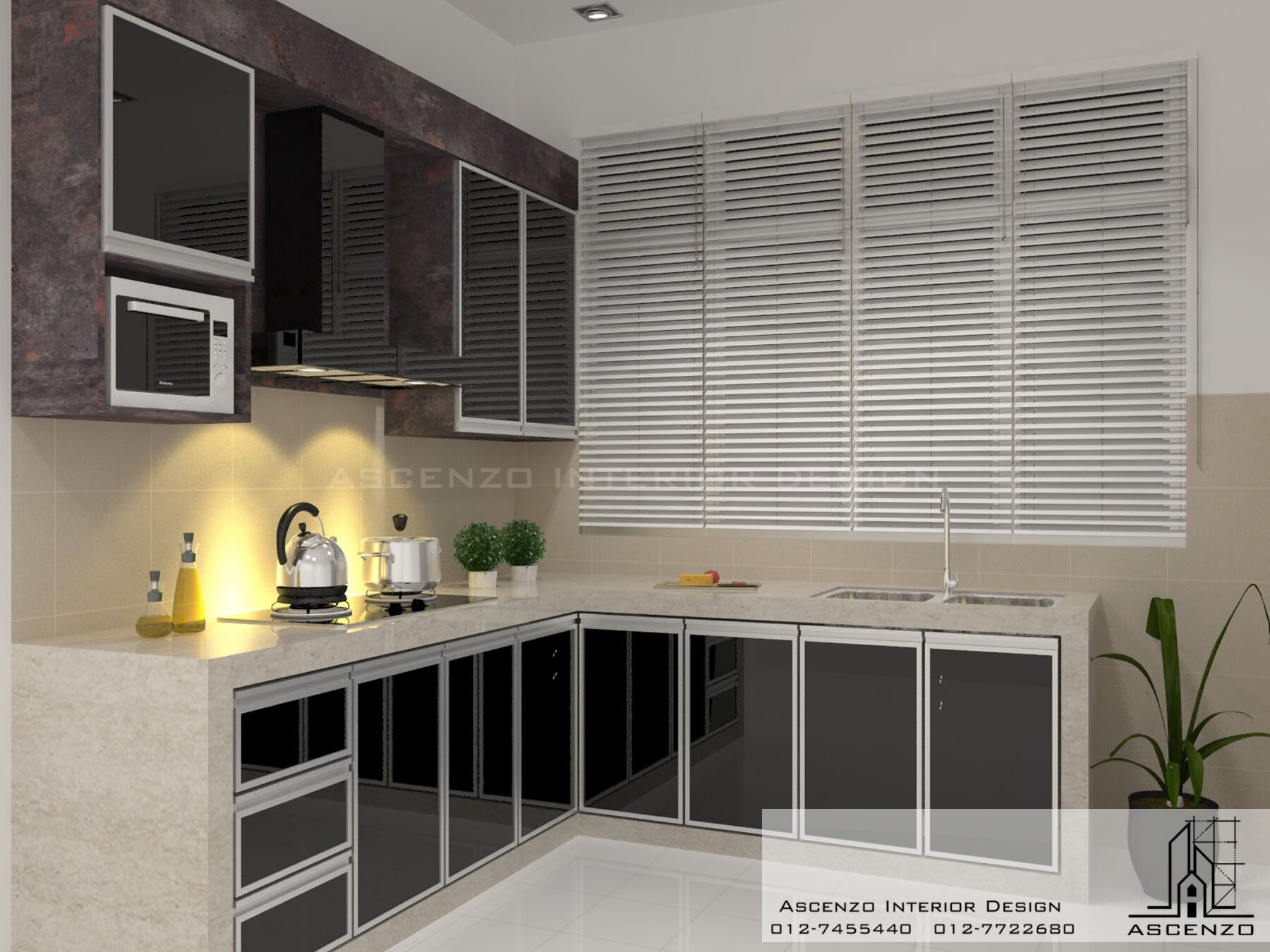 3d kitchen 70