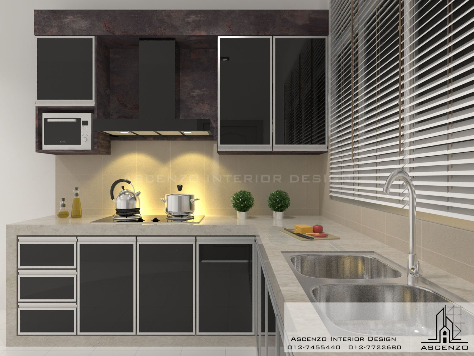 3d kitchen 73