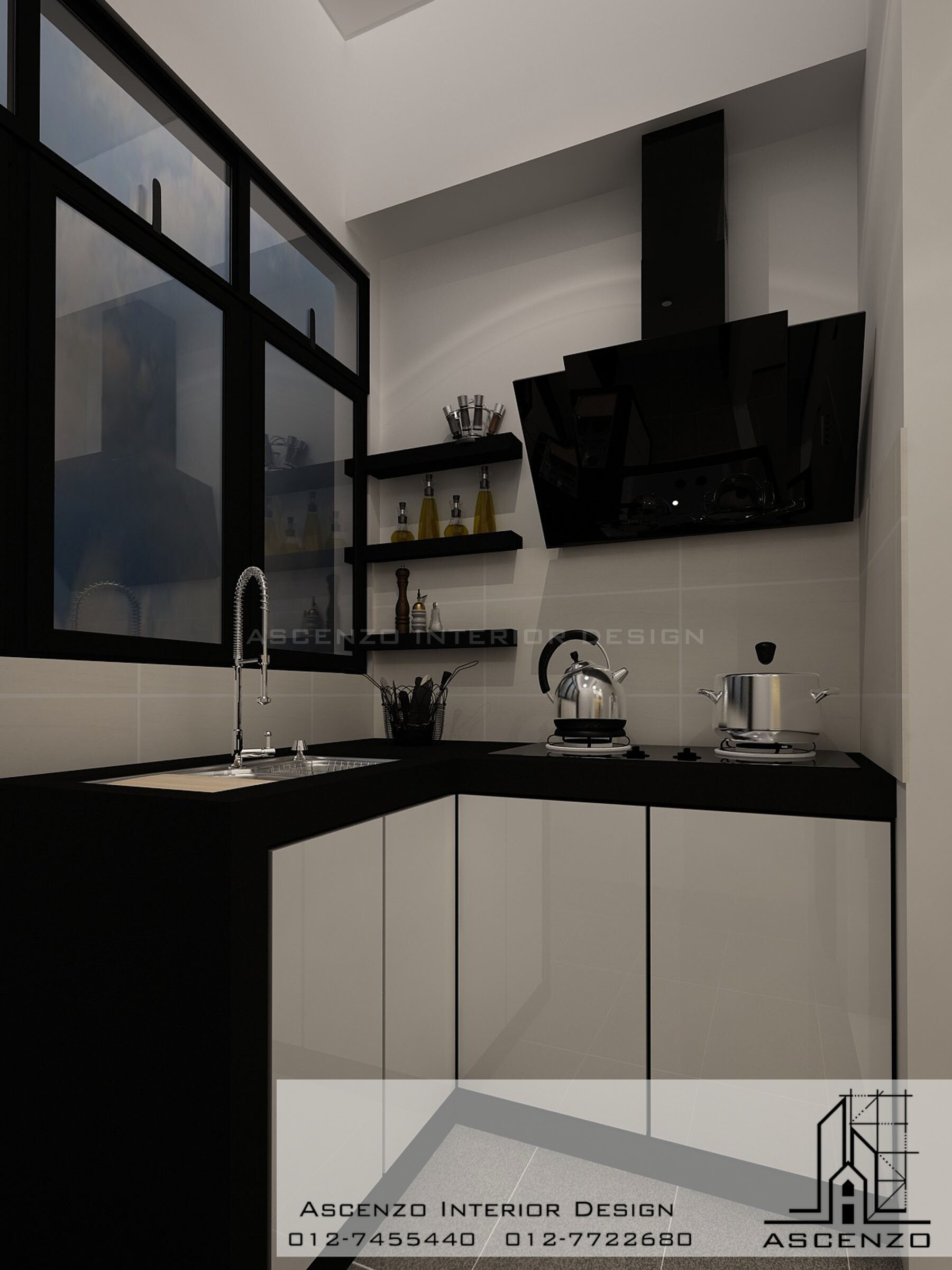 3d kitchen 74