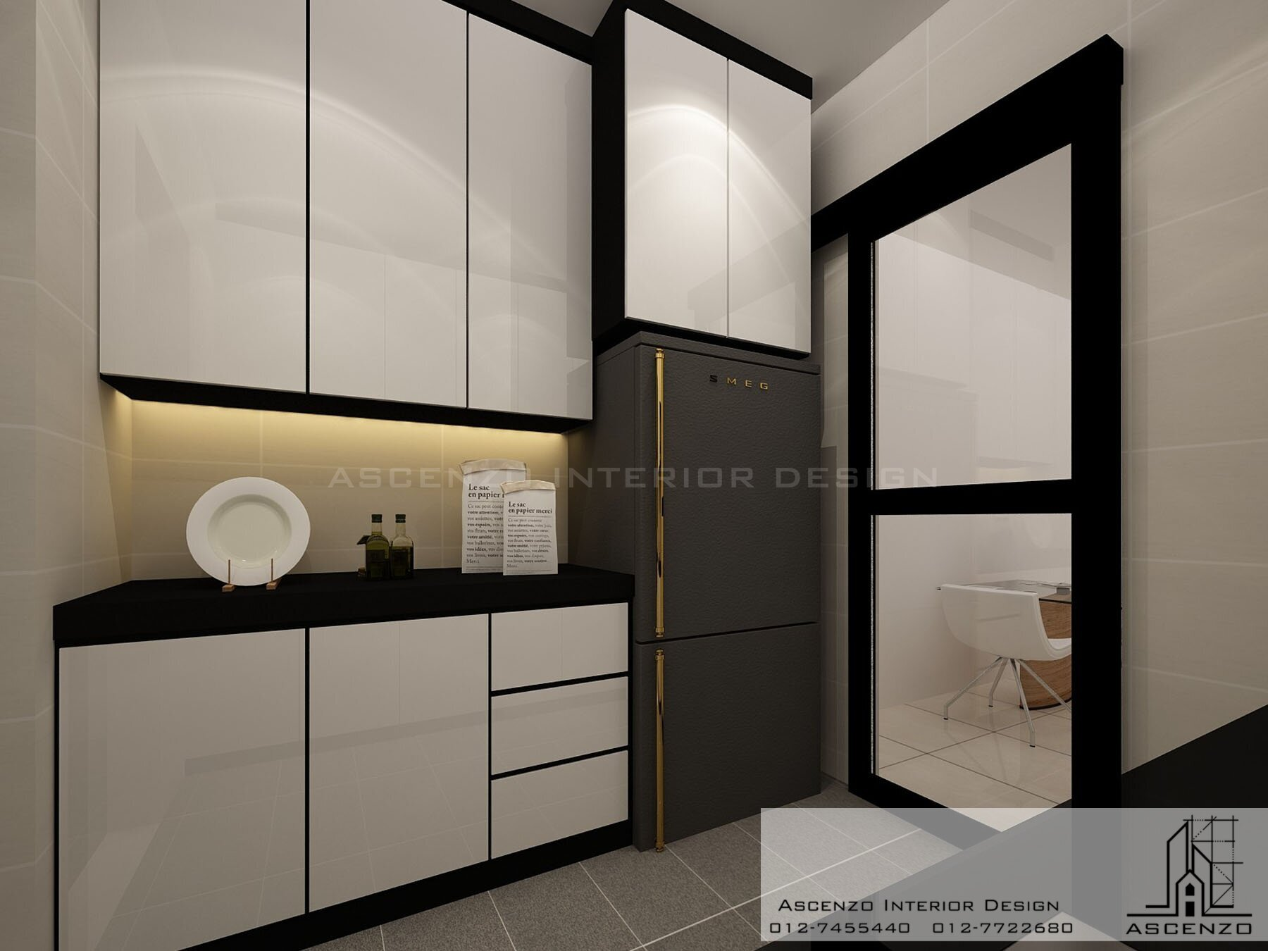 3d kitchen 77
