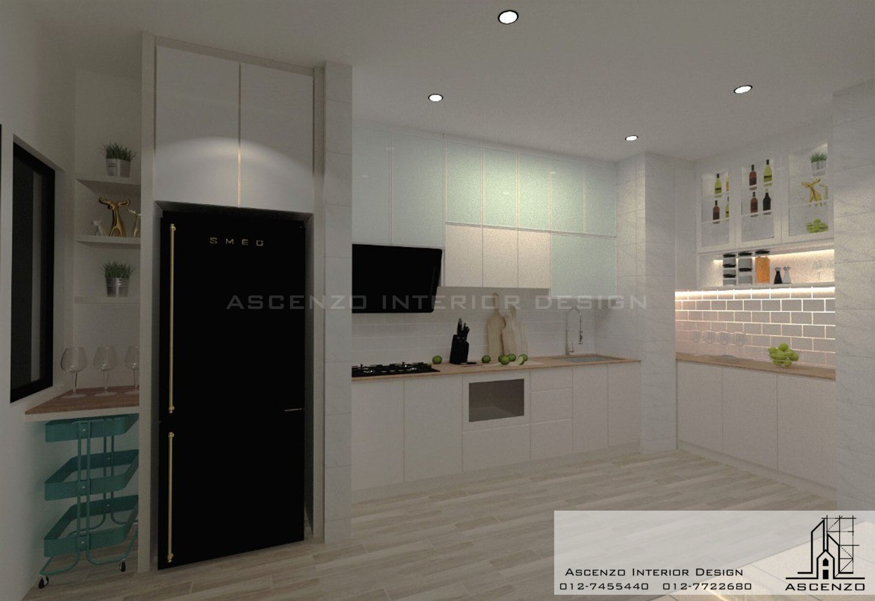 3d kitchen 78