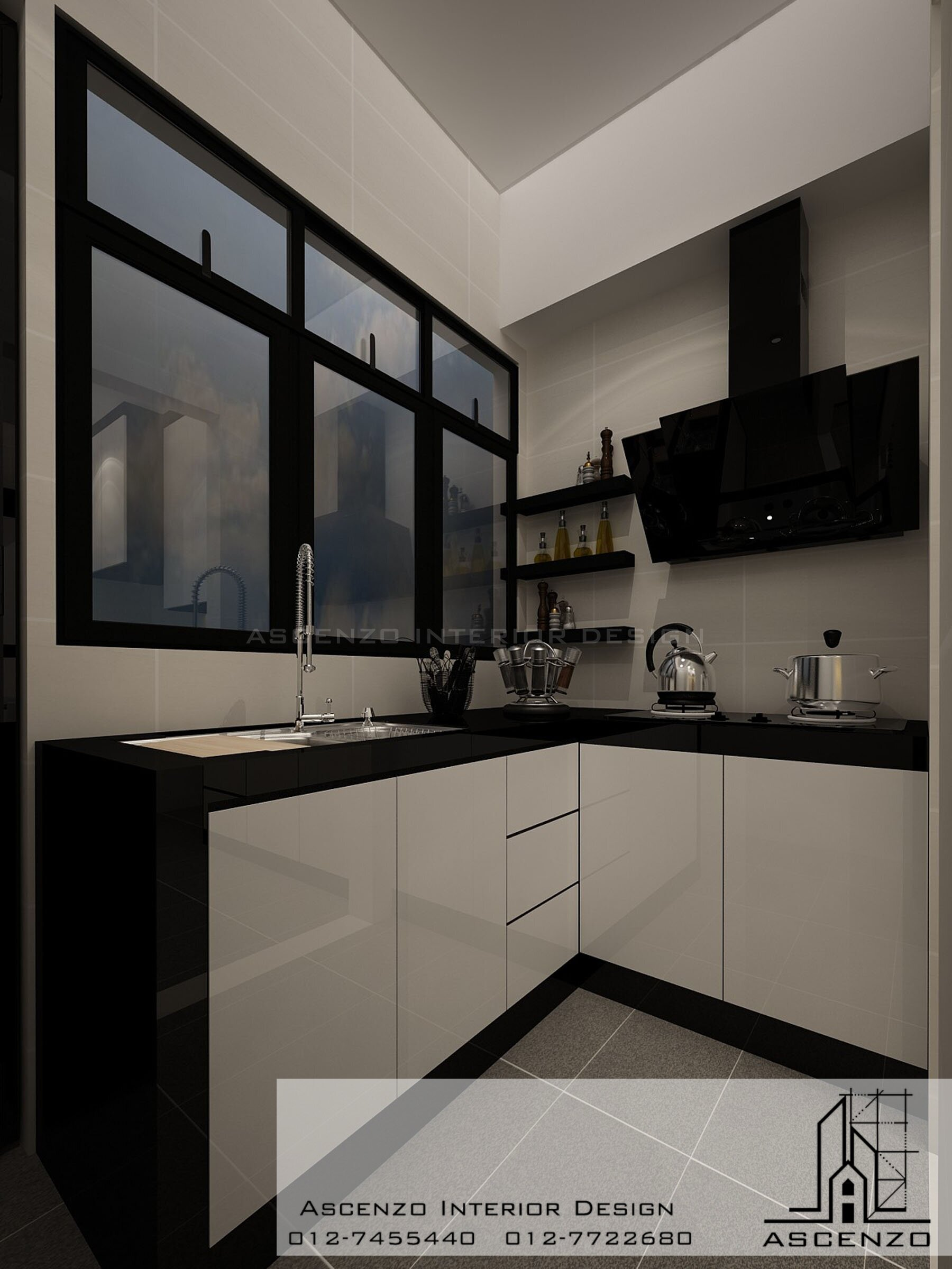 3d kitchen 80