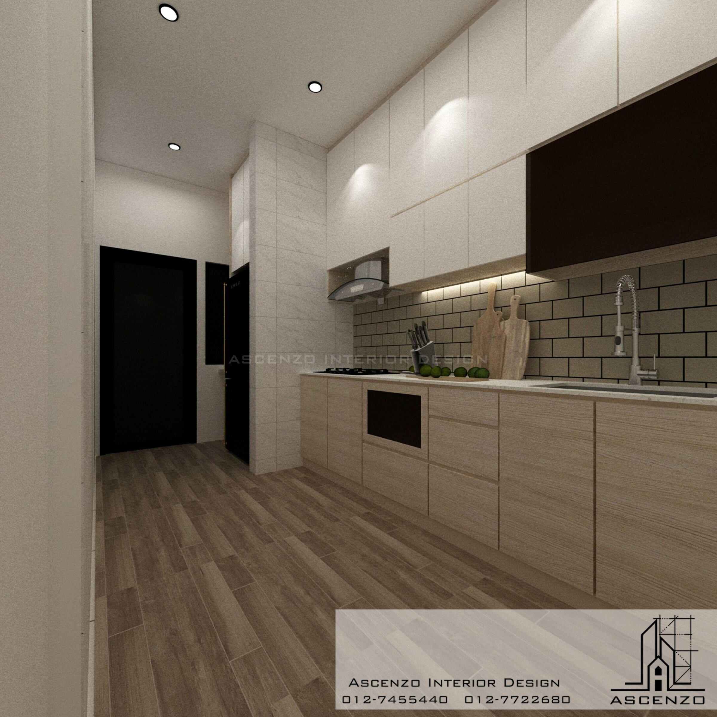 3d kitchen 85
