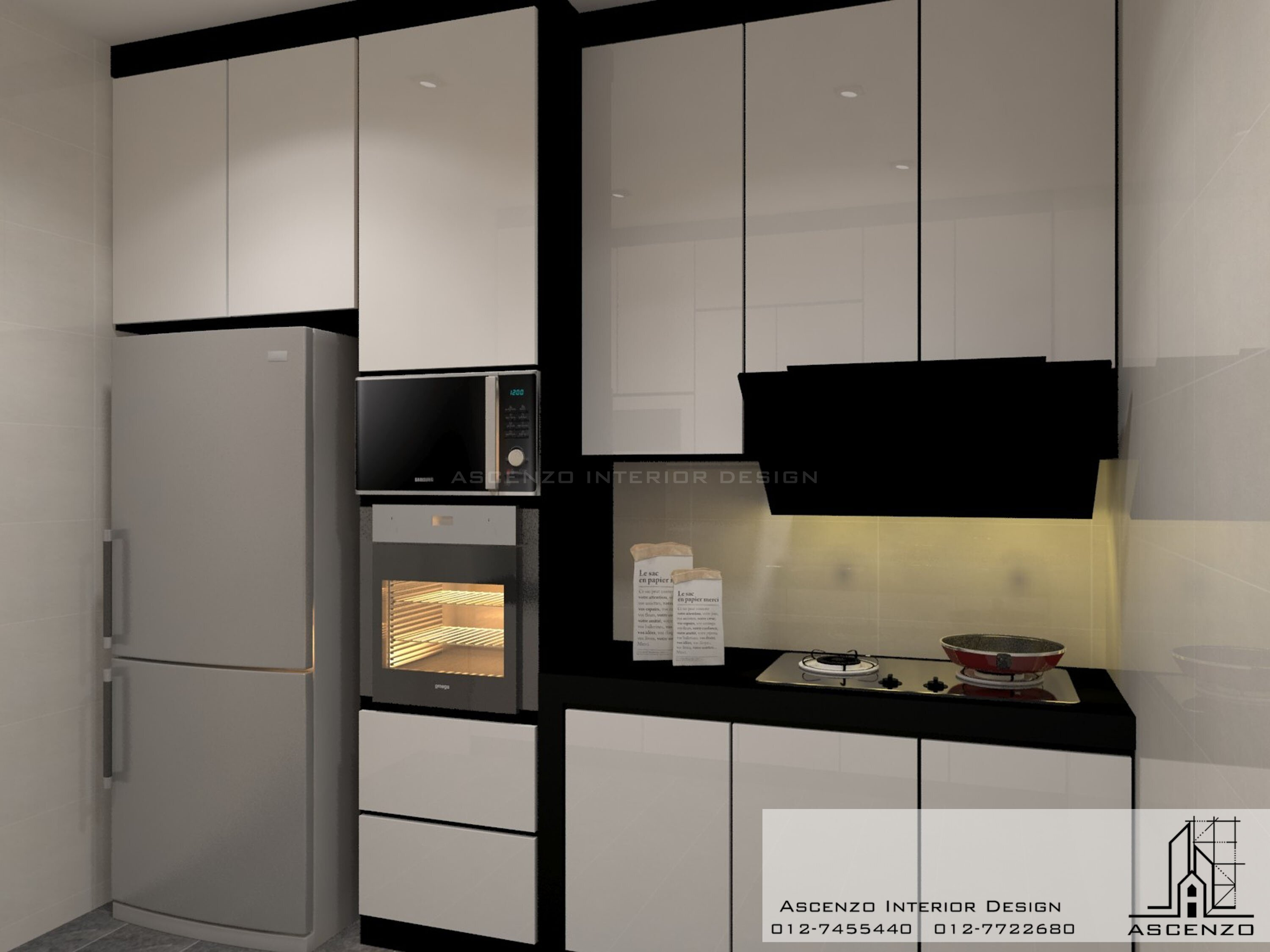 3d kitchen 87