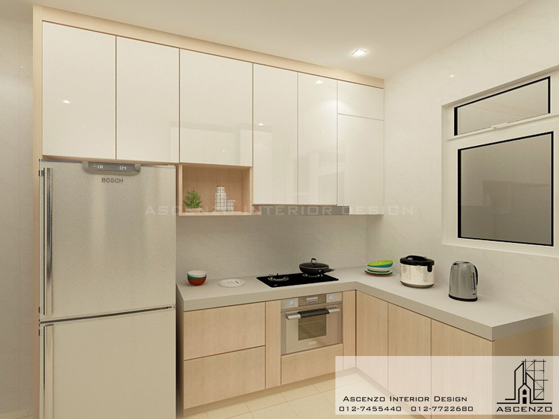 3d kitchen 90