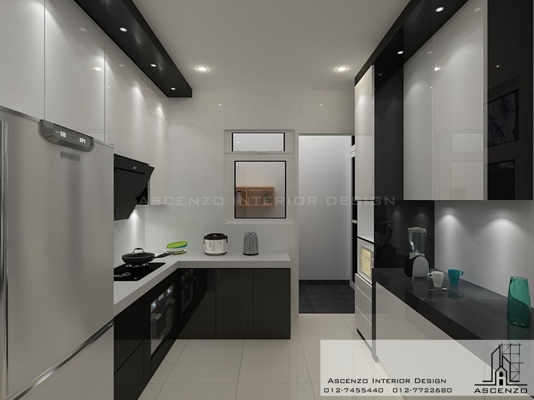 3d kitchen 91