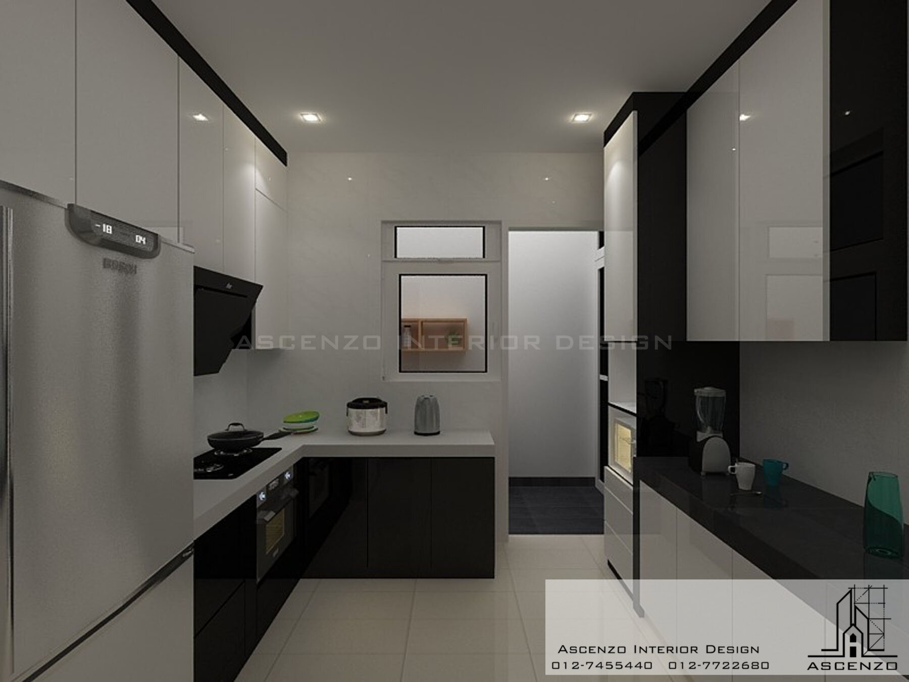 3d kitchen 92