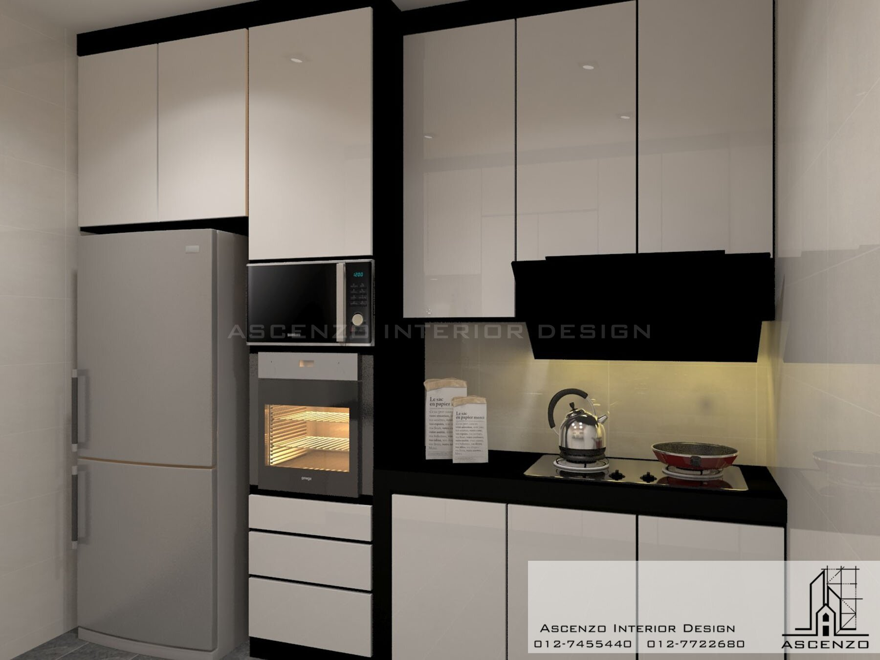3d kitchen 94
