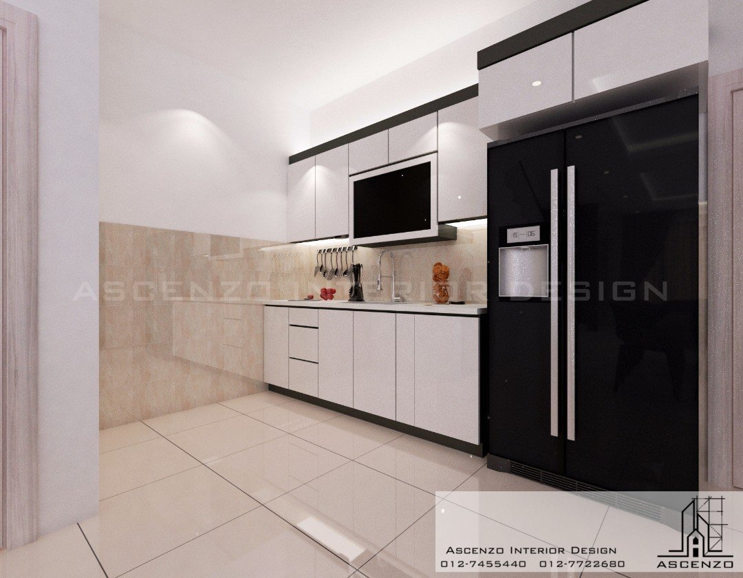 3d kitchen 96