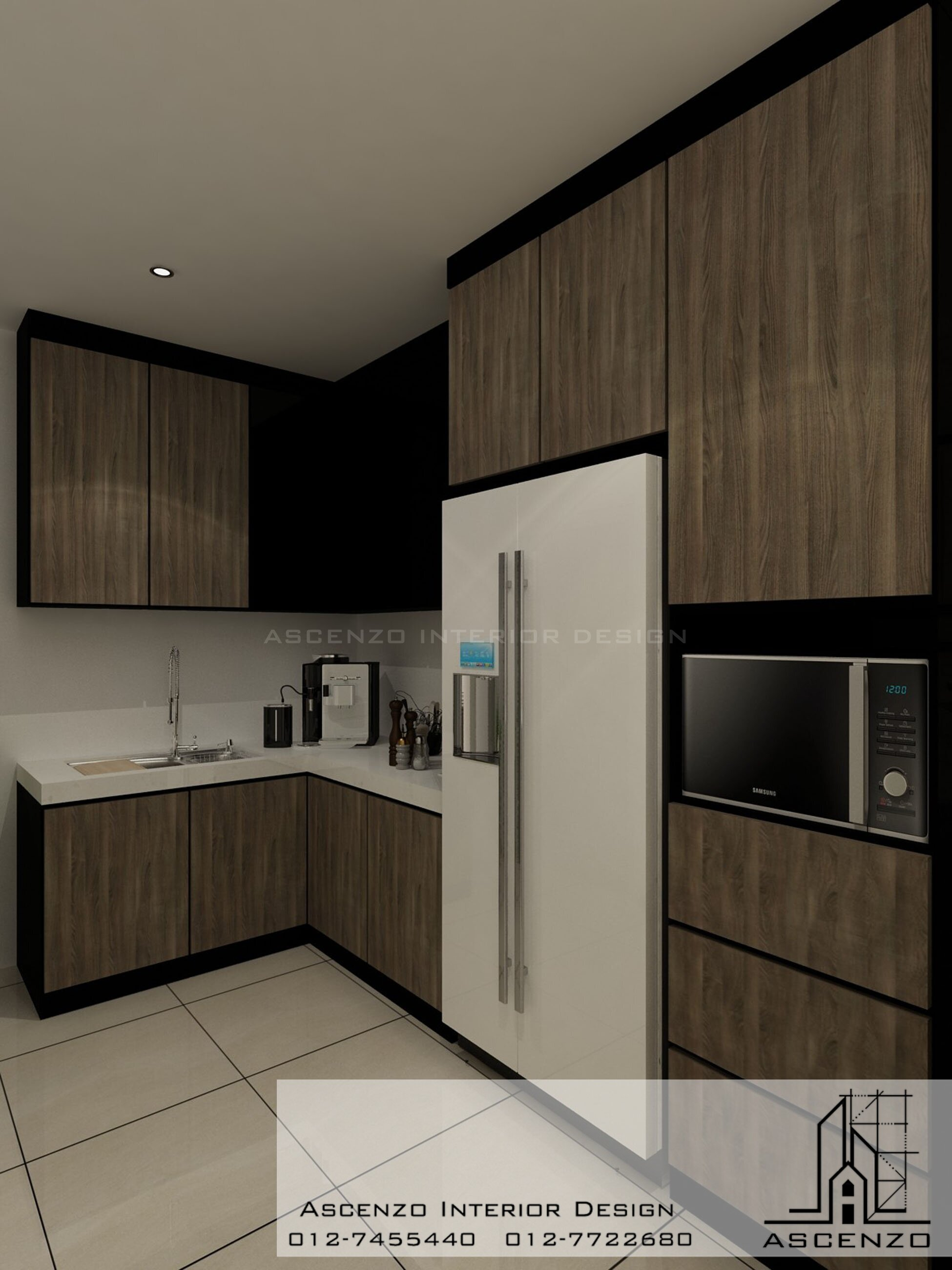 3d kitchen 97