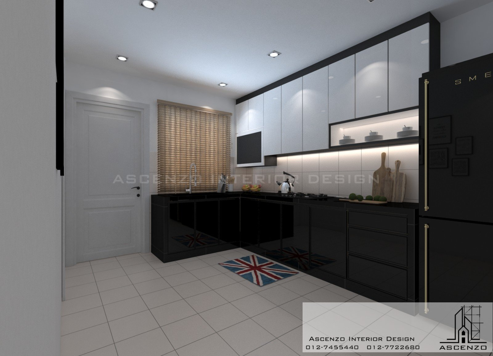 3d kitchen 98