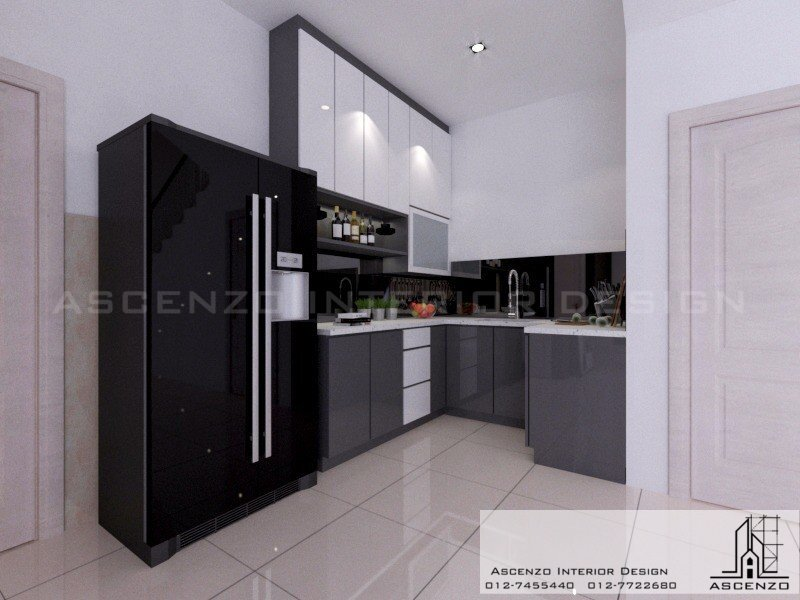 3d kitchen 99